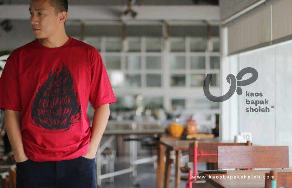 Kaos Yang Dipakai Ustad Felix Siauw