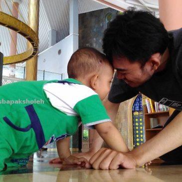 Jual Kaos Untuk Ayah, Berisi Nasehat BERHARGA