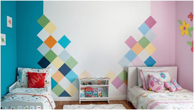 Warna cerah dan mencolok cocok untuk anak. Sumber : Google