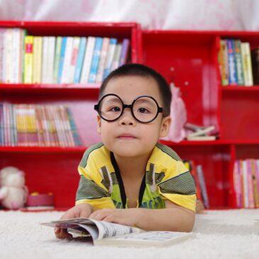 Rangsang Anak Gemar Baca Dengan Perpustakaan Rumah